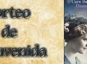 Sorteo bienvenida Yincana Historica. Ejemplares Diamante Azul. Care Santos