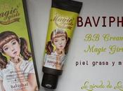 BAVIPHAT, Cream Magic Girls, piel grasa mixta