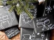 Ideas para envolver regalos re-utilizando materiales.