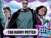 Estilo Blogger ¡Tag Harry Potter!