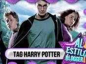 Estilo Blogger ¡Tag Harry Potter!