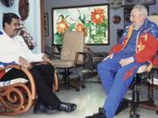 #Cuba Mensaje Fidel Nicolás Maduro