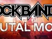 Rock Band Modo Brutal nuevos temas
