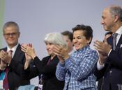 mundo firma acuerdo contra cambio climático