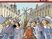 'Los cuatro mosqueteros medio' Edward Berry