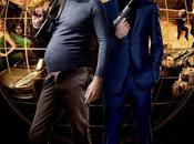 "agente secreto, completo idiota"": póster oficial brothers grimsby contrainteligente"
