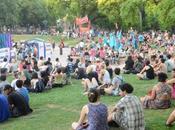 colectivo LGBT Mendoza reclamó derechos.