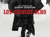 "Póster español ""los odiosos ocho (the hateful eight)"""