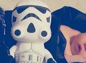 Sesión fotos recién nacido inspirada Star Wars