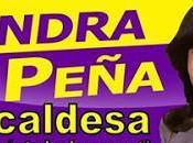 Gobernador Vianey pierde internas alcaldía; ganó Sandra Peña.