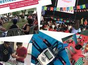 Festival tecnología Vicente López mano Disney Chicos.Net
