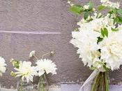 Flores boda, Dalias