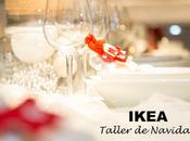 IKEA taller Navidad