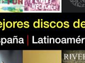mejores discos 2015 España Latinoamérica