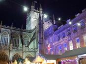 Visita mercado navideño Bath