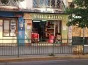 supervivencia pequeño comercio Centro Santiago