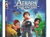 """Mañana llega """"Atrapa bandera"""" Blu-ray™"""