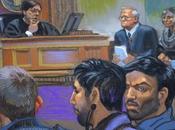 """""""Narcosobrinos"""" comparecen ante juez federal Nueva York"""