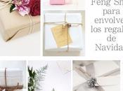 Envolver regalos elementos Feng