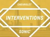 """Interventions"" Chevrolet Sonic"