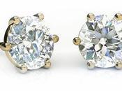 Pendientes diamantes pendientes brillantes ¿cuál diferencia?