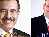 Danilo Medina gana encuesta Luis Abinader.