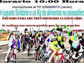 """Carrera Pavo """"Ciudad Almadén""""."""