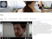 Canal oficial Prezi Youtube