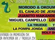 Primavera Trompetera Festival 2016: Morodo, Canijo Jerez, ToteKing, SFDK, Miguel Campello...