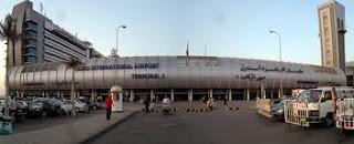 Evaluar seguridad aeropuertos Cairo