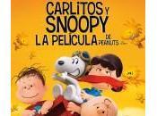 Carlitos Snoopy, película Peanuts