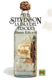 Reseña: isla tesoro R.L. Stevenson