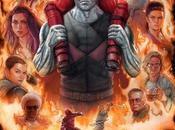 "Nuevo póster imax vídeo promocional ""deadpool"""