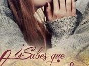 Reseña ¿Sabes quiero?, Alexia Seris