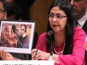 DDHH según canciller Delcy Rodríguez