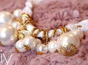Collar perlas express para fiestas