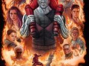 Spot afiche para IMAX Deadpool. Estreno cines, febrero 2016