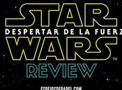 """opinión """"star wars: despertar fuerza"""""""