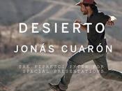 """Trailer oficial """"desierto"""", debut direccion jonás cuarón"""