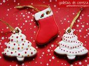 Galletas Navidad glaseadas