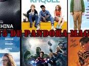 2015 mejores películas para Pandora Magazine