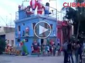 Operativo policial contra actividad navideña Habana, Cuba