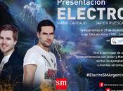 """¡Presentación """"Electro"""" Javier Ruescas Manu Carbajo Buenos Aires!"""