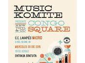 Music Komite llega Madrid