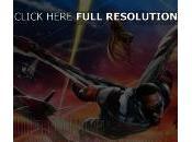 Capitán América: Civil War. Nuevo vistazo equipos diseños promocionales
