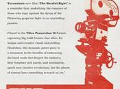 odiosos ocho: cartel exclusivo para cines proyecten película 70mm