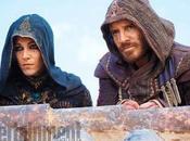 Michael Fassbender nuevas imágenes Assassin's Creed