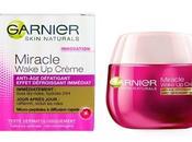 Wake Cream Garnier Combate Signos Fatiga Durante Todo