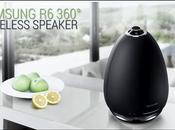 Samsung presenta parlante inalámbrico