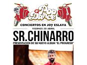 Chinarro vuelve Madrid